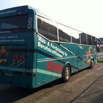 Busführerscheinausbildung
